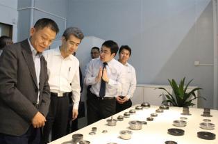 Liu Qingsheng, the Standing Committee of Shenzhen Municipal Committee and Deputy