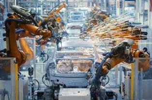 高精度谐波减速器在工业机器人上的作用